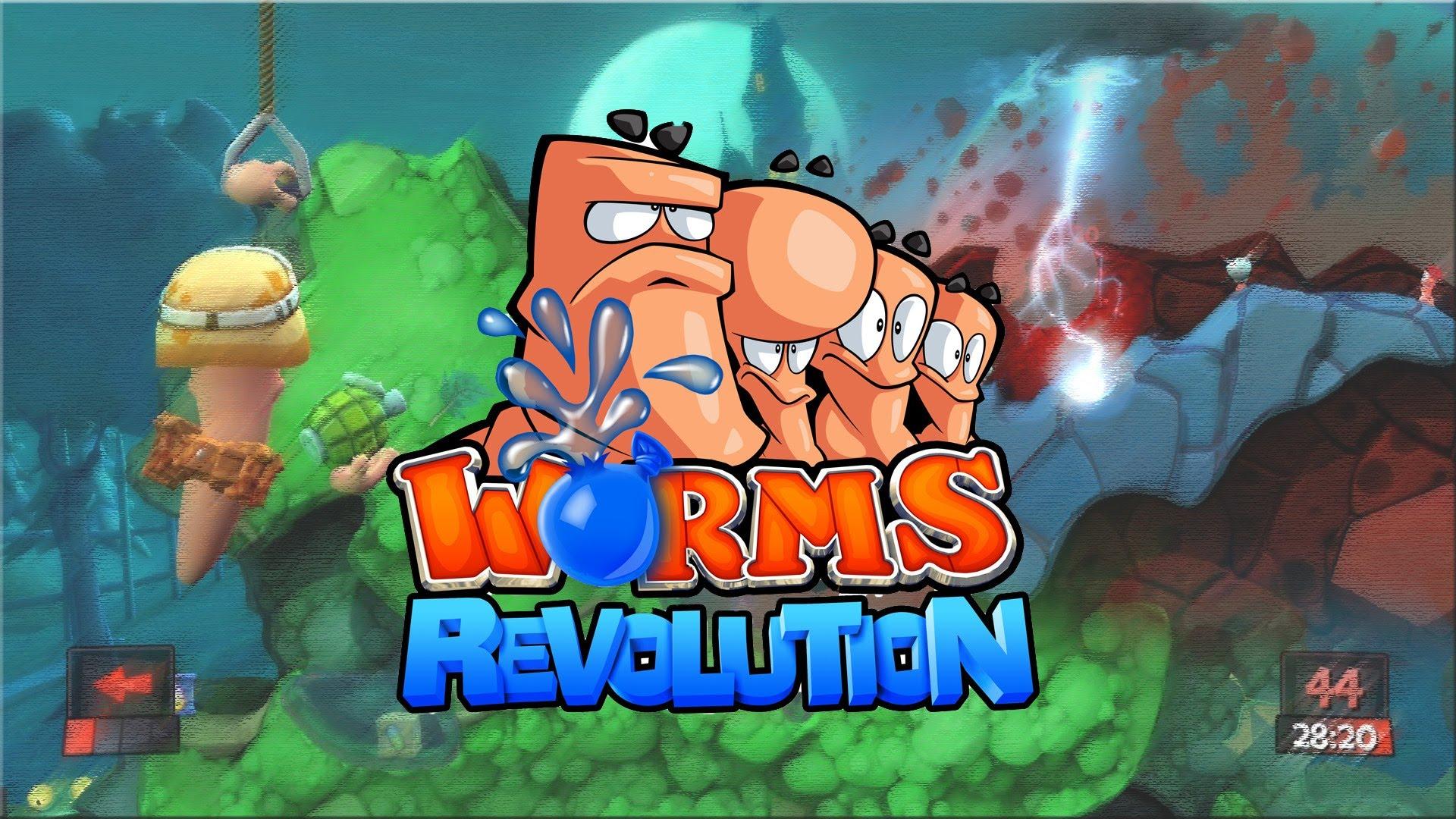 worms revolutino